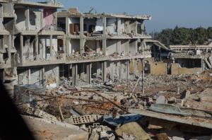 Kobane's remaining civilians