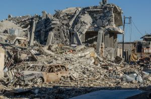 Kobane, IS conflict