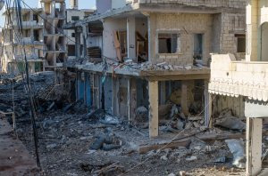 victory for Kobane, IS conflict